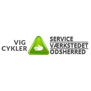 Vig cykler - Service Værkstedet Odsherred ApS logo