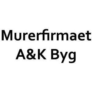 Murerfirmaet A&K Byg logo