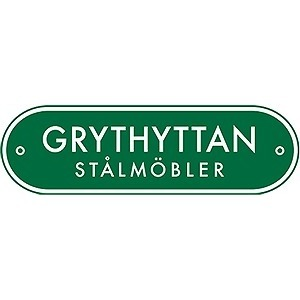 AB Grythyttans Stålmöbler logo