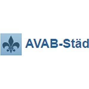 AVAB-Städ logo