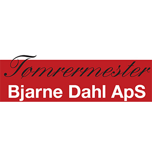 Tømrermester Bjarne Dahl ApS logo