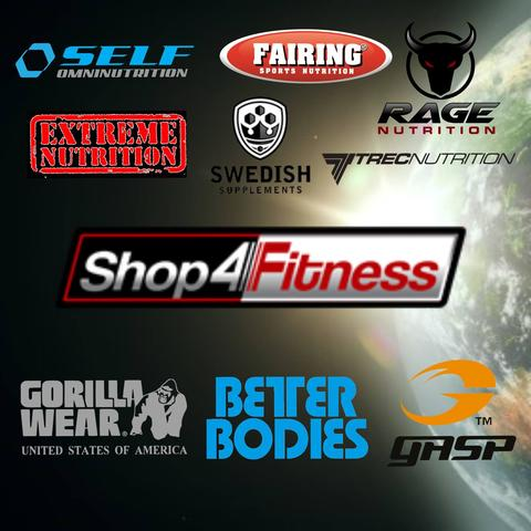 Shop4fitness AS logo
