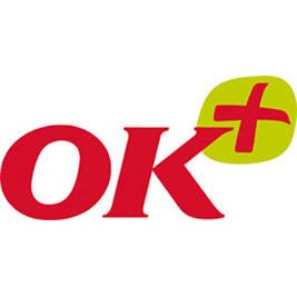 OK Plus Mårum logo