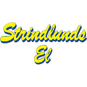 Strindlunds El, Roger logo