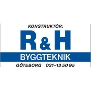 R & H Byggteknik HB logo