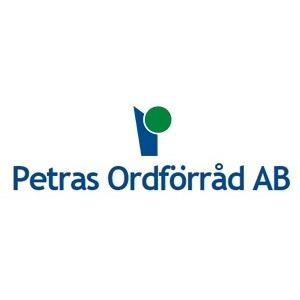 Petras Ordförråd AB logo