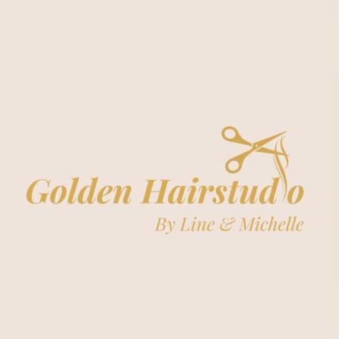 Golden Hairstudio I/S logo