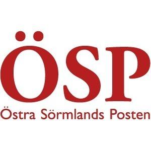ÖSP Östra Sörmlands Posten logo