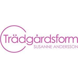 Trädgårdsform Susanne Andersson logo