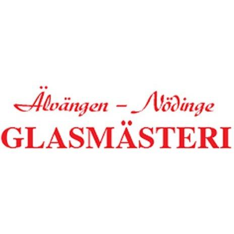 Älvängen Nödinge Glasmästeri logo