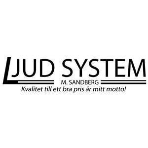 Ljud System M. Sandberg logo