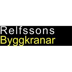 Relfssons Byggkranar logo