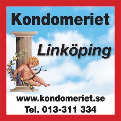 Kondomeriet i Linköping logo