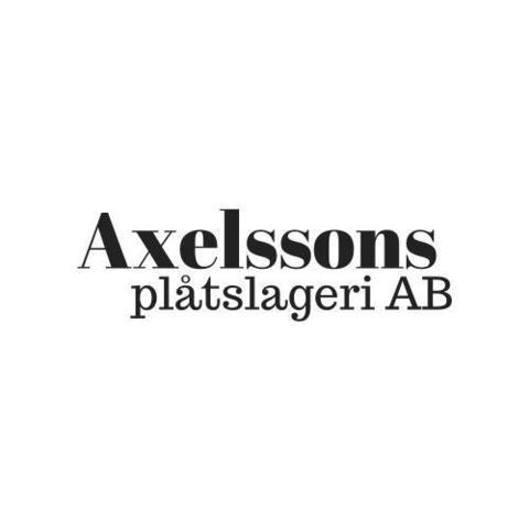 Axelssons Plåtslageri AB logo