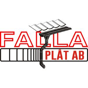 Falla Plåtslageri logo