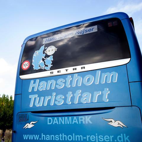 Hanstholm Rejser og Turistfart logo