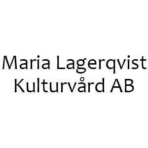Maria Lagerqvist Kulturvård AB logo