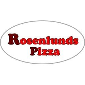 Rosenlunds Pizza i Södertälje logo