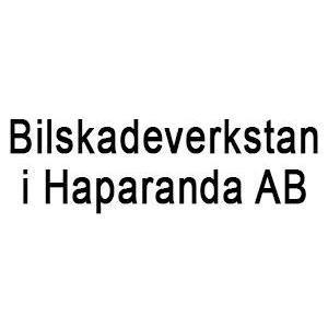 Bilskadeverkstan i Haparanda AB logo