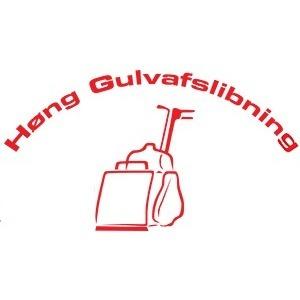 Høng Gulvafslibning logo