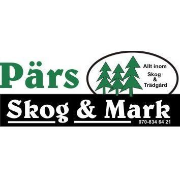 Pärs Skog & Mark logo