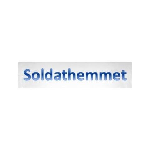 Soldathemmet i Gävle logo