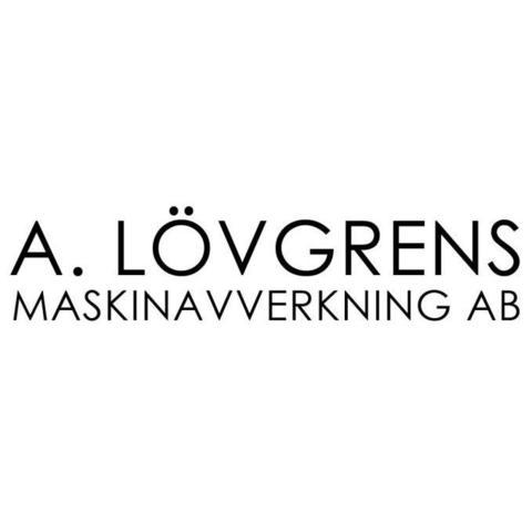 A Lövgrens Maskinavverkning AB logo