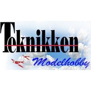 Teknikken RC Syd Modelhobby & Legetøj logo