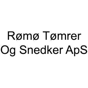 Rømø Tømrer Og Snedker ApS logo