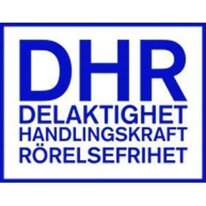 D H R Kronobergs Läns Distrikt logo