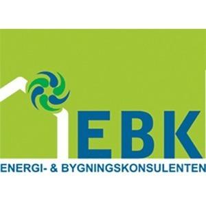Ebk ApS - Energi- og Bygningskonsulenten logo