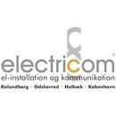 Electricom A/S, Afd. Odsherred logo