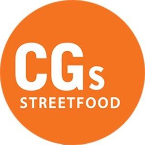CGs Streetfood Enebyängen logo