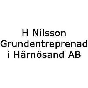 H Nilsson Grundentreprenad i Härnösand AB logo
