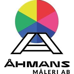Åhmans Måleri AB logo