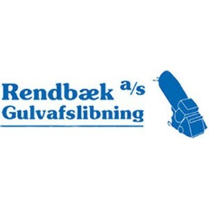 Rendbæk Gulvafslibning A/S logo