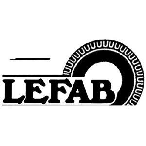 Lefab I Bureå AB logo