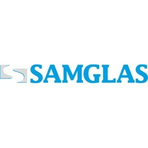Samglas Fagersta Glasmästeri AB logo