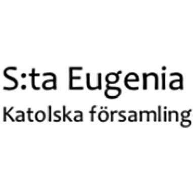 S:ta Eugenia Katolska Församling logo