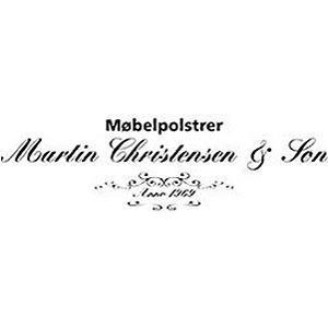 Martin Christensen & Søn Møbelpolstrer logo
