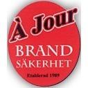 Ajour Brandsäkerhet, AB logo