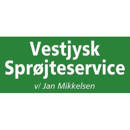 Vestjysk Sprøjteservice logo