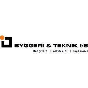 Byggeri & Teknik I/S logo