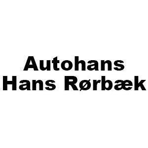 Au2hans - Hans Rørbæk logo