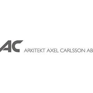 Arkitekt Axel Carlsson AB logo