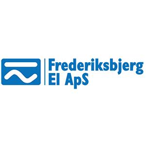 Frederiksbjerg El logo