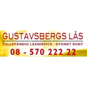 Gustavsbergs Lås logo