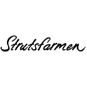 Strutsfarmen I Gerdal logo