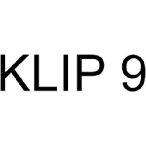 Klip 9 logo