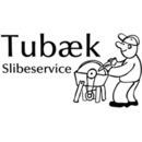 Tubæks Slibecenter logo